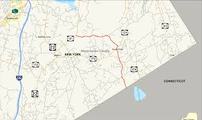 Map New York Connecticut by New York State Route 137 Wikipedia