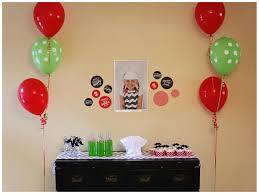 simple birthday party decorations at home top ideas for birthday