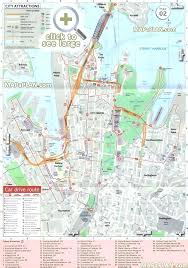 printable driving directions maps printable map of nsw