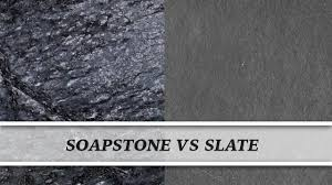 slate countertop soapstone vs slate countertop comparison youtube