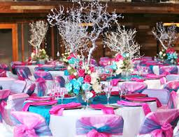 quinceanera table centerpieces how to combine colors for your quince theme candy table