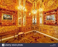 chambre ambre tableaux en version lumineuse chambre d ambre à tsarskoïe selo