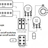 teisco guitar wiring diagram wiring diagrams