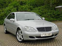 mercedes benz s320 cdi 2006 w220 facelift model new