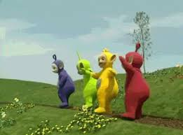 unmasking actors teletubbies