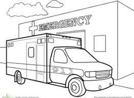 coloring page for van emergency coloring pages gidiye redformapolitica co