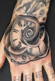 collection of 25 clock tattoo