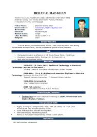 resume unique cv template word free download format saneme