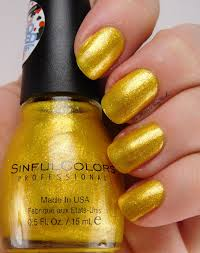 sinful shine real regal from the king kylie collection polish