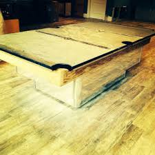 Wood Pool Table Pool Table Disassembly And Reassembly Experienced Professionals