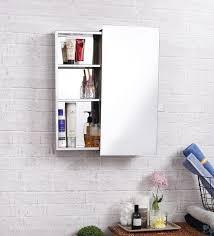 Sliding Bathroom Mirror Cabinet Buy Laurel Stainless Steel 9 X 5 X 20 Inch Sliding Bathroom Mirror