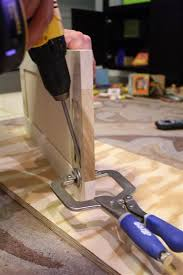 cabinet door router jig shaker style cabinet doors with kreg jig and router home sweet