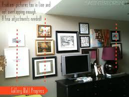 master bedroom picture gallery wall jenna burger