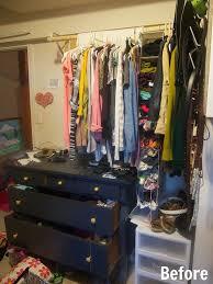 Bedroom Organization Furniture by Teen Bedroom Organization Makeover Hometalk
