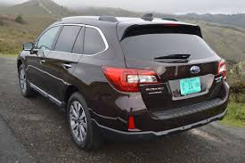 2017 subaru outback 2 5i touring review car reviews and news at