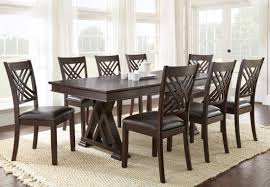 Essential Home Hayden 5 Piece Upholstered Dining Set by Adrian Extendable Rectangular Dining Table From Steve Silver