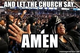 Church Meme Generator - church lady meme generator mne vse pohuj