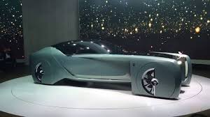 The Rolls Royce Vision Next 100 Youtube