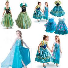 Princess Sofia Halloween Costume Cinderella Dress Snow Queen Elsa Dress Girls Clothing Princess