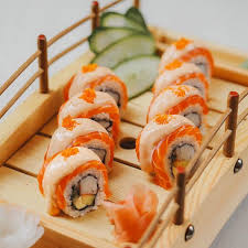 salm cuisine never mind i ll find salm one like you review of sushi
