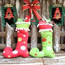 online get cheap long christmas stockings aliexpress com