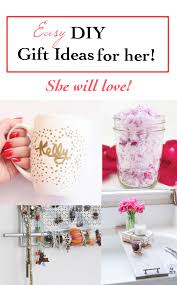 Presents For Mom 12 Easy Diy Gifts For Mom You Can Make Today Anika U0027s Diy Life