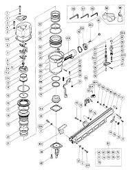 hitachi nr83a parts master tool repair