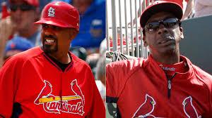 Baseball Bench Coach Duties Cardinals Add Willie Mcgee To Coaching Staff Mlb Com
