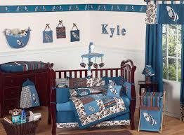 Baby Nursery Bedding Sets For Boys Baby Crib Bedding For Boys Sea Nursery Sets Design Ideas