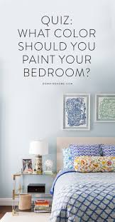 quiz what color should you paint your bedroom bedrooms master