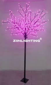 led cherry blossom trees led trees