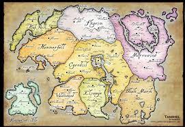 Skyrim Quality World Map by The Whole Map Of Tamriel The Elder Scrolls V Skyrim Forum