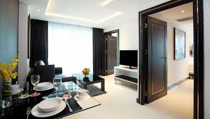 Two Bedrooms by Two Bedroom Family Suite Amari Nova Suites Pattaya