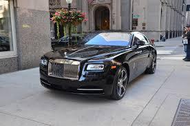 matte rolls royce wraith 2015 rolls royce wraith stock r169 s for sale near chicago il