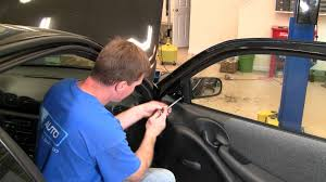 how to install replace side rear view mirror manual cavalier