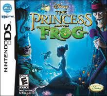 disney princess frog nintendo ds gamestop