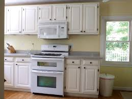 Distressed White Kitchen Cabinets by Nice Painting Kitchen Cabinet Diy Painting Oak Kitchen Cabinets