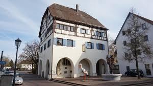 Szon Bad Saulgau Buchauer Amtshaus Dorauszunft Saulgau E V 1355