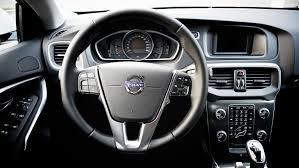 volvo steering wheel deep inside my v40
