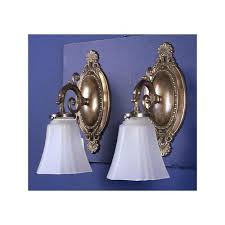 Vintage Wall Sconce Lighting Brilliant Vintage Wall Sconces Vintage Lighting Sconces Pictures