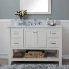 single bathroom vanities joss