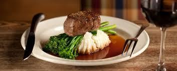 cuisine dinner dinner menu inn spa at cedar falls
