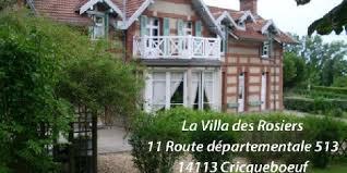 chambre d hote cricqueboeuf la villa des rosiers une chambre d hotes dans le calvados en