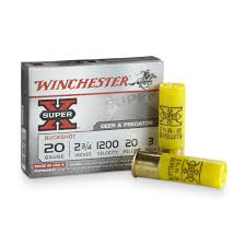 winchester super x buckshot with buffered shot xb203 2 3 4