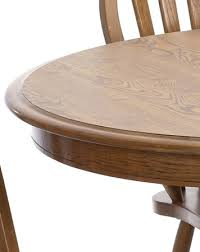 oak kitchen table with formica top classic oak round oval pedestal dining table with laminate top by