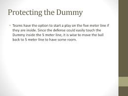 Flag Football Rules For Dummies Touch Rugby Are You Ready To Play Ppt Video Online Download