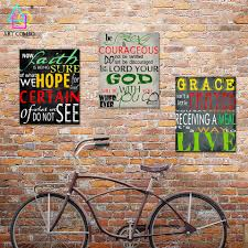 popular wall art words for home decoration buy cheap wall art