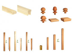 Parts Of A Banister Wooden Stair Parts Banister Rail Stair Spindles Stair Kits 2017