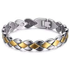 bracelet magnetic stainless steel images Health bracelets for men magnetic stainless steel jpg