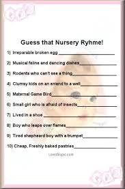 nursery rhyme baby shower exquisite decoration nursery rhymes baby shower strikingly